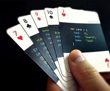 Playing Cards for Geeks
