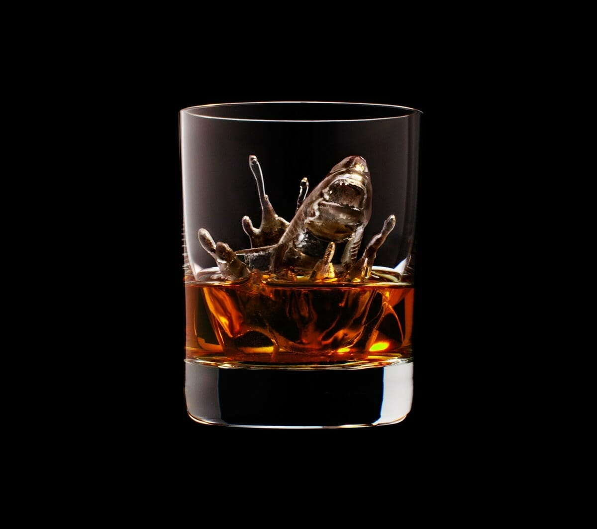 3D Printed Whiskey Ice Cubes?