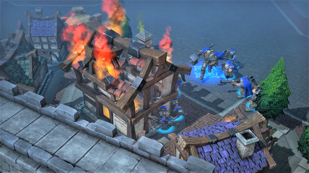 Warcraft III: Reforged ~ Dan Fry  net